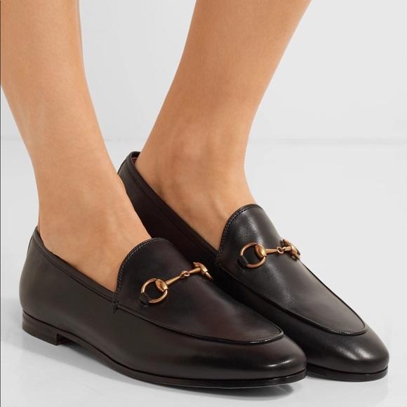 485f81ae77b Gucci Jordaan loafer NWT